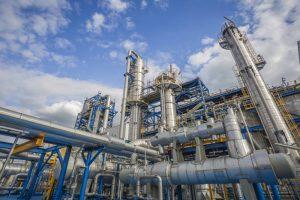 Naftos chemijos pramonė