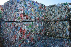 Atliekų pakavimas